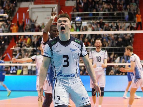Волейбольный «Зенит» из Петербурга в первом сезоне вышел в финал чемпионата России