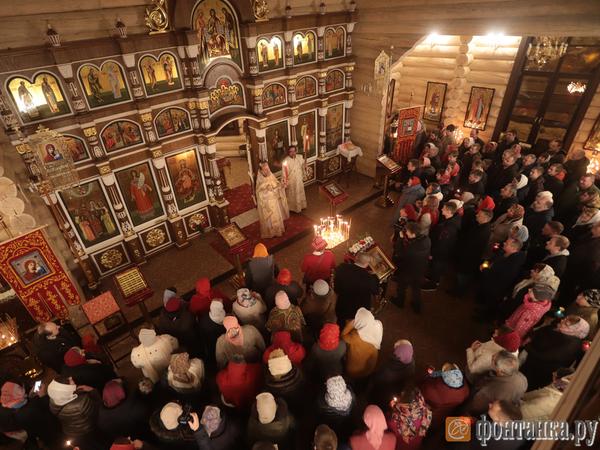 Православные встретили Светлую Пасху