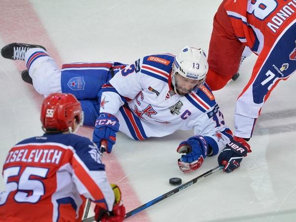 Олимпиада лишила СКА Кубка Гагарина