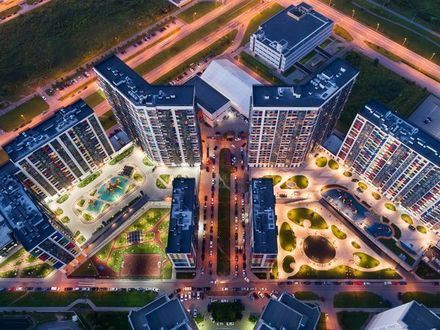 SMART-ДВОРЫ «LEGENDA ГЕРОЕВ»: Концепция благоустройства дворов