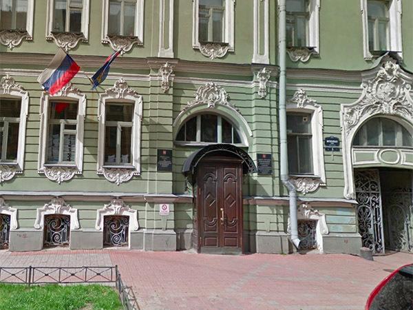 Обыски проходят вмногоэтажном здании Северо-Западного Ростехнадзора