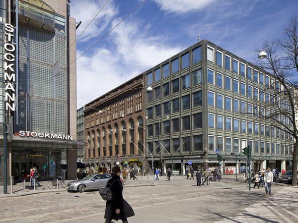 Stockmann продал один из пяти своих объектов недвижимости за 109 млн евро