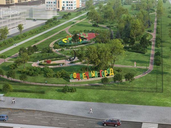 Setl City высадит около 4 тысяч деревьев и кустарников у ЖК «Солнечный город»