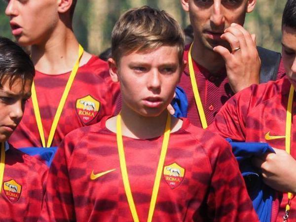 Сын легенды «Ромы» Франческо Тотти сразится за Кубок Бурчалкина в Петербурге