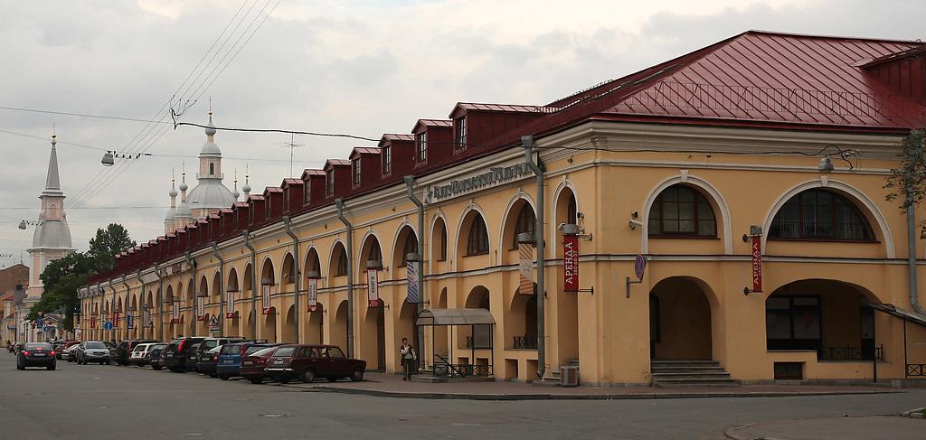 Андреевский рынок после реставрации