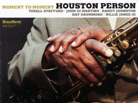 """""""Среда Джаза"""" 16.05.2018 - Houston Person – Moment To Moment"""