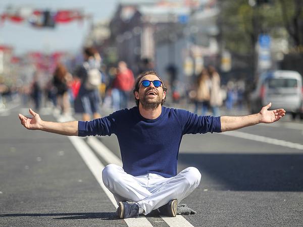 Пешеходный Невский: как горожане наслаждались центром без машин
