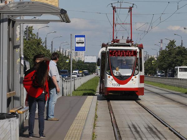 Трамвай до Славянки запустят оптимисты