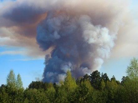 Из-за взрывов на бывшем военном полигоне в Пугачево эвакуируют местных жителей