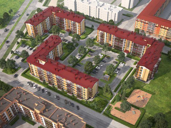 ЖК «Образцовый квартал 4» аккредитован первыми банками