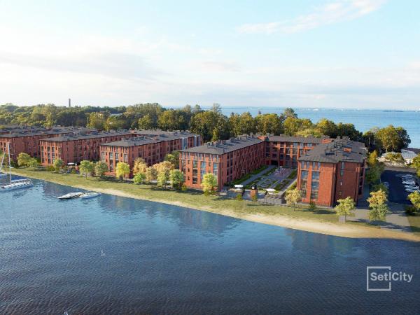«Петербургская Недвижимость» вывела на рынок ЖК «Фортеция. Жизнь на побережье»
