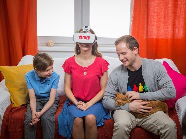 В офисах продаж «Группы ЛСР» теперь можно посмотреть VR-фильм