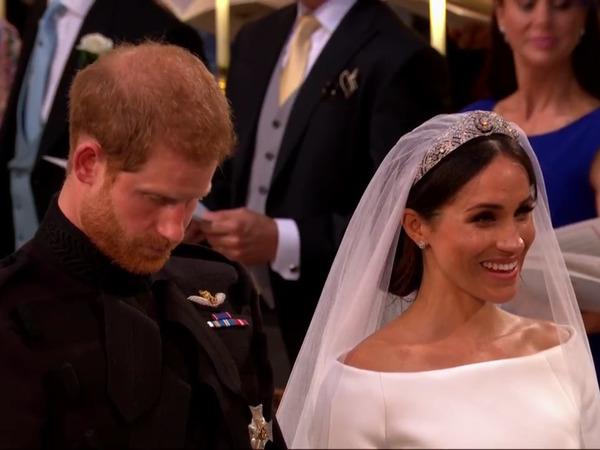 Принц Гарри и Меган Маркл сказали «да»