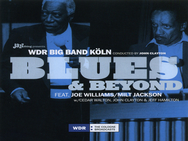 WDR Big Band Köln - Blues & Beyond - 30.05.2018