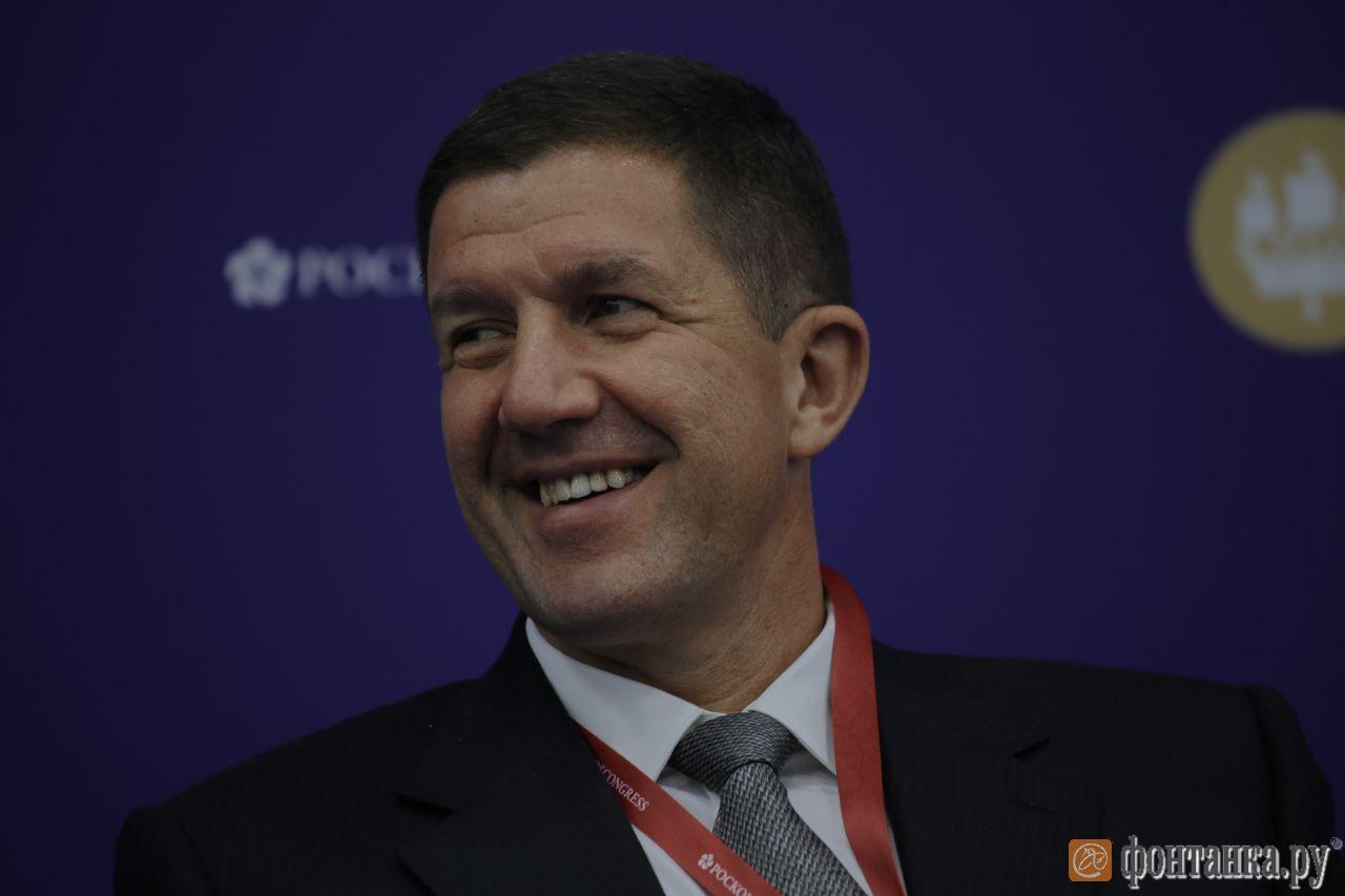 Глава Ростелекома Михаил Осеевский