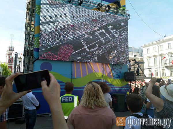 В Петербурге барабанщики побили рекорд