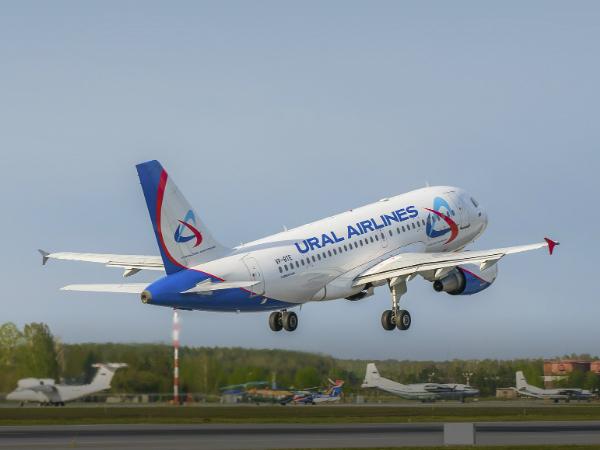 «Уральские авиалинии» увеличили количество рейсов в Тбилиси