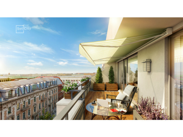Setl Group тестирует систему интерактивной визуализации квартир