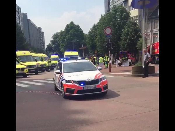 Бельгийская прокуратура: Стрельба в Льеже может быть терактом