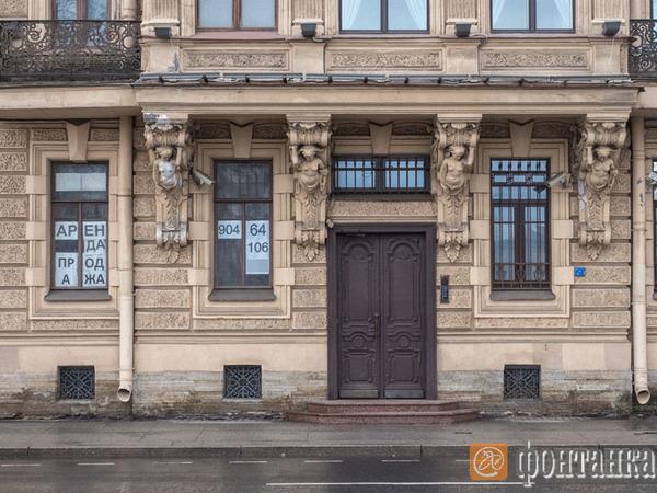 В Петербурге за 600 млн рублей продают квартиру погибшего создателя «Фальшберже»