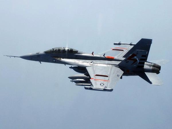 Американские истребители «Гроулер» впервые прилетят в Финляндию