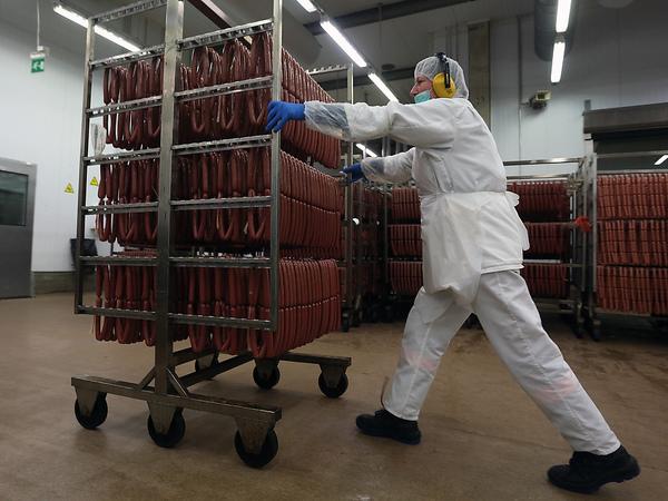 """Производители колбасы и молока не долетели до """"Меркурия"""""""