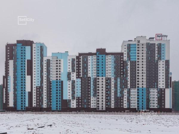 Setl City приступила к строительству 7-й очереди ЖК «Чистое небо»
