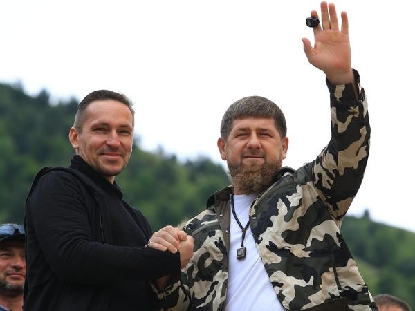 Юрий Берестов: В Чечне я нашел лучшего друга