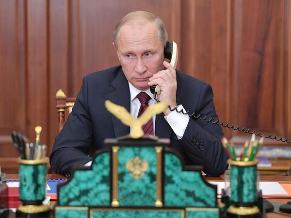 Как надо ждать звонка Путина