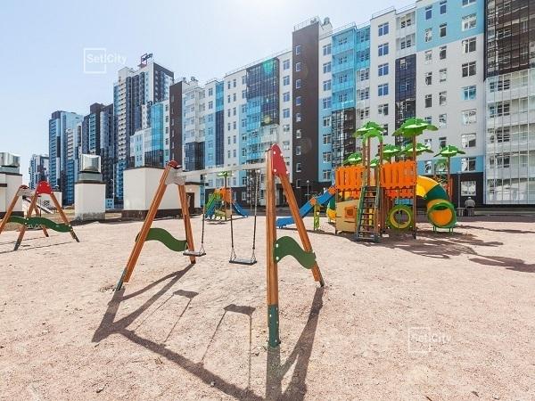 В ЖК «Чистое небо» открылся первый детский сад