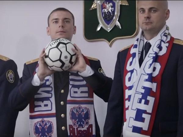 Следком Москвы спел футболистам России: «В единстве и вере — славянская правда»