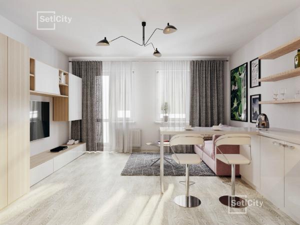 Нестандартные планировки квартир становятся популярнее