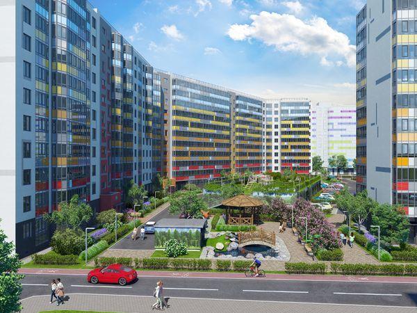 В Шушарах вышел в продажу новый жилой комплекс формата «все включено»