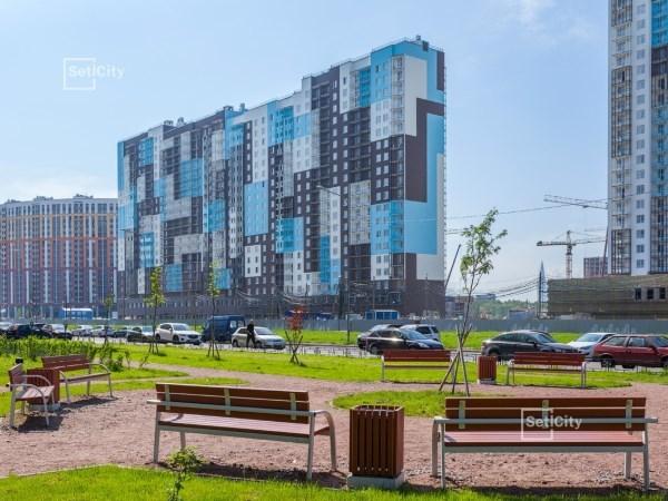 Setl City начала строительство школы в ЖК «Чистое небо»