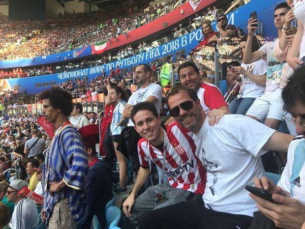 Новые приключения аргентинцев в России