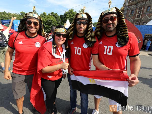 Египтяне в Петербурге: «Наверное, мы останемся тут жить»