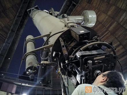 Будет ли Петербург смотреть в космос