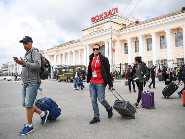 Fan ID как пропуск беженца в Европу