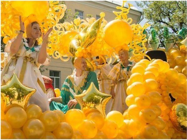 Чем заняться на Дне города в Пушкине