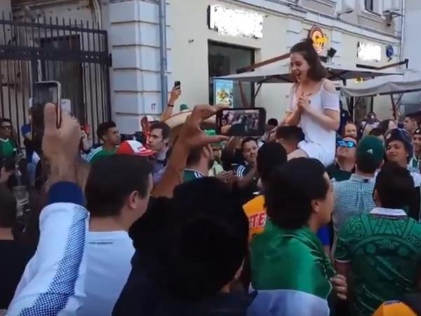 Фанат и девушка: чем кончаются встречи россиянок и футбольных болельщиков