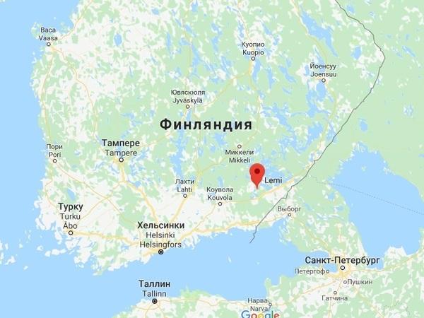 В 50 км от российской границы появилась финская столица металла