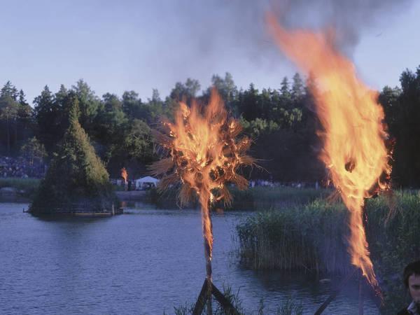 Выходные в Финляндии 23—24 июня: Иванов день и фантазии моряков