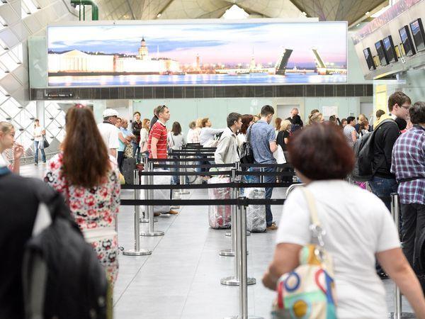 Аэропорт Санкт-Петербурга за 5 месяцев 2018 года увеличил пассажиропоток на 11%
