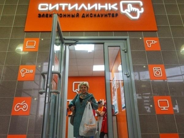 «Ситилинк» объявляет акции в честь открытия нового магазина в Купчино