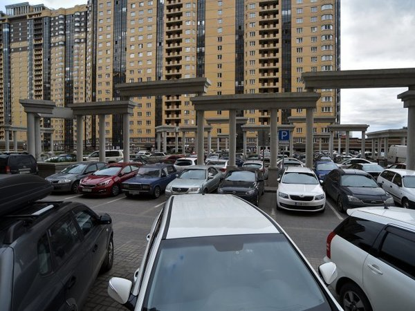 Здесь вам не паркинг
