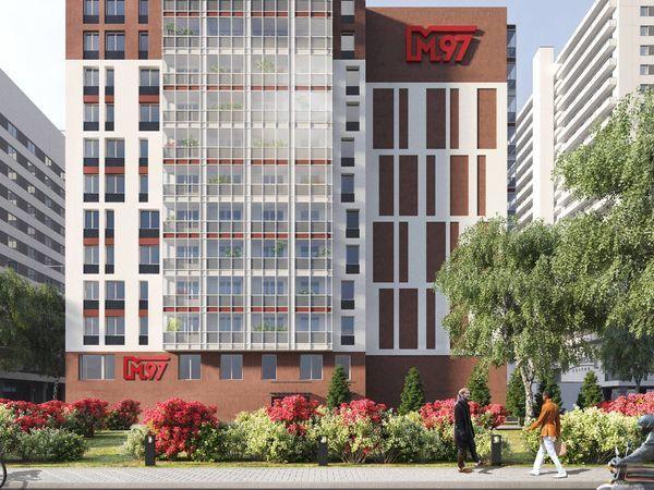 Старт продаж. Новый апарт-комплекс М97 в Московском районе