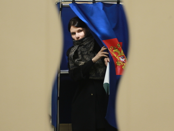 Руководитель  избиркома Петербурга подал вотставку
