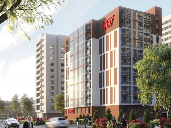 «Петербургская Недвижимость» открыла продажи в апарт-отеле М97