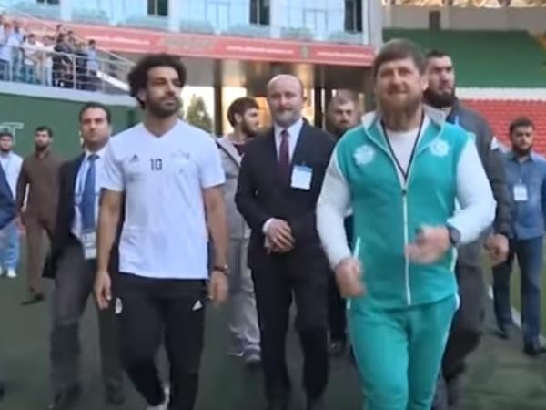 Кадыров залюбил: почему египтяне винят в провале сборной на ЧМ-2018 Чечню
