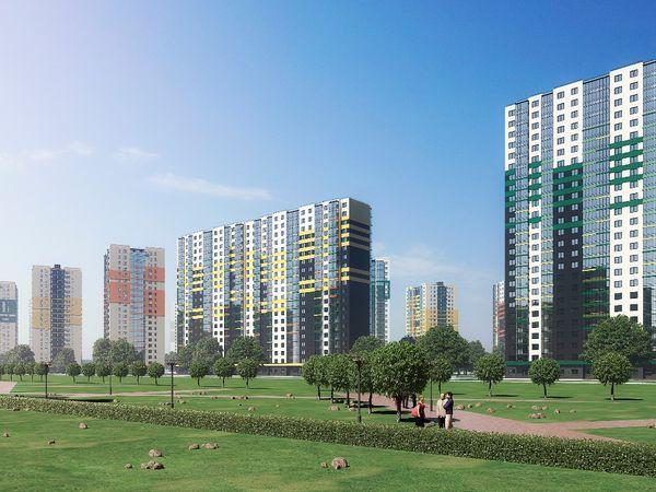 В Красногвардейском районе появится 150 тыс. кв. м нового жилья от «Группы ЛСР»